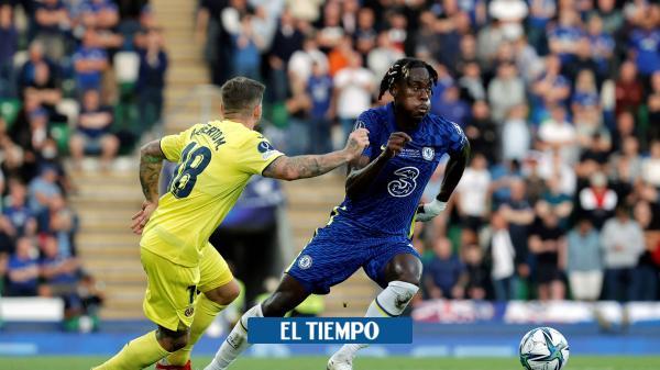 Villarreal vs. Chelsea: siga en vivo la Supercopa de Europa