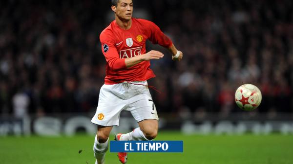 Cristiano Ronaldo, listo para el reestreno con el Manchester United
