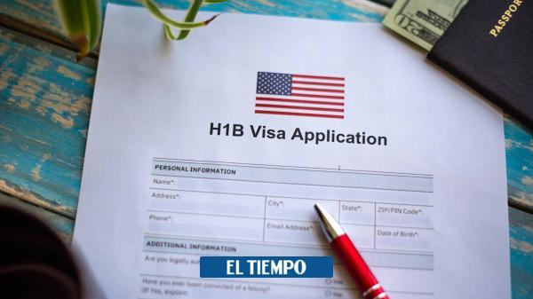 Citas para sacar visa a Estados Unidos están siendo agendadas para el 2023