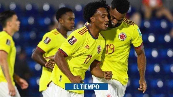 Colombia vs. Ecuador: en vivo, minuto a minuto