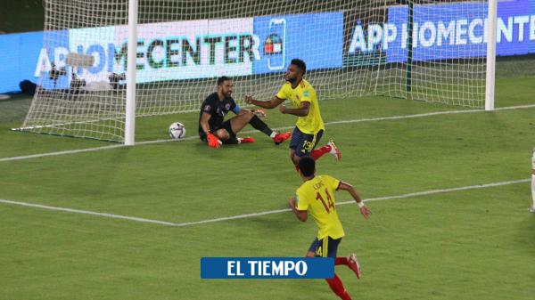 Colombia vs Chile en vivo: ¡Colombia gana 3-1 con goles de Borja y ...