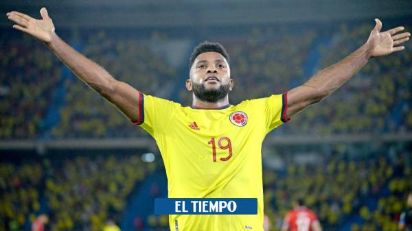 Miguel Borja: análisis, su ausencia de la Selección Colombia