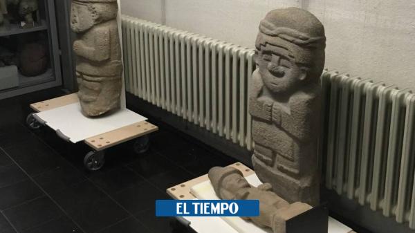 Kolombio : La rakonto pri la plej granda arkeologia rabo de la nacio