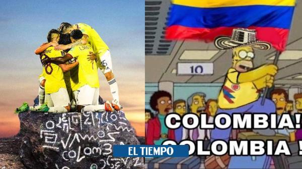 Borja y el 'VAR sinso', protagonistas de los memes de Colombia Vs ...