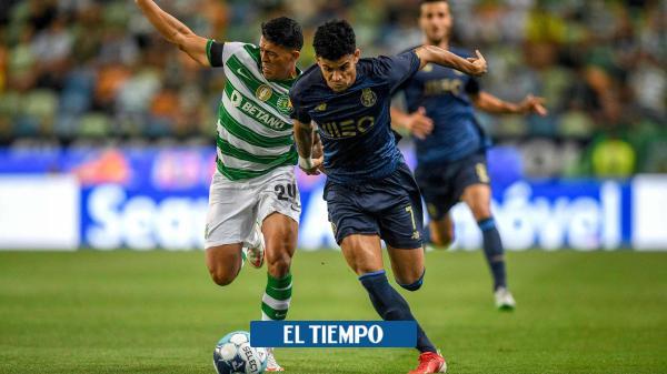 Luis Díaz no falla: vea su golazo con el Porto
