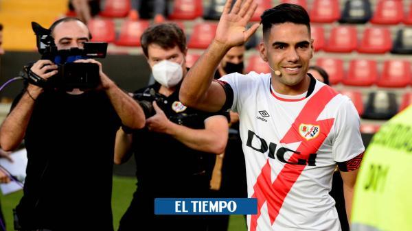 Falcao sigue despertando elogios: nominado a jugador del mes