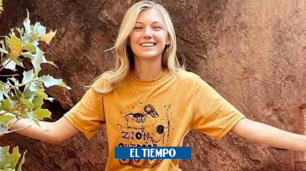 Autopsia confirma que cuerpo hallado es de la influenciadora Gabby Petito - El Tiempo