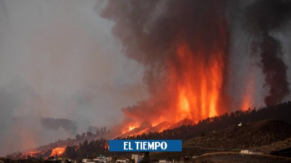 La ciencia no puede saber cuanto durará una erupción volcánica