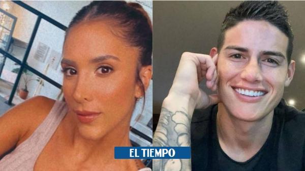 ¿Daniela Ospina regresó con James Rodriguez? Esto respondió