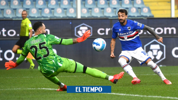 David Ospina: el 'milagro' que consiguió contra Sampdoria
