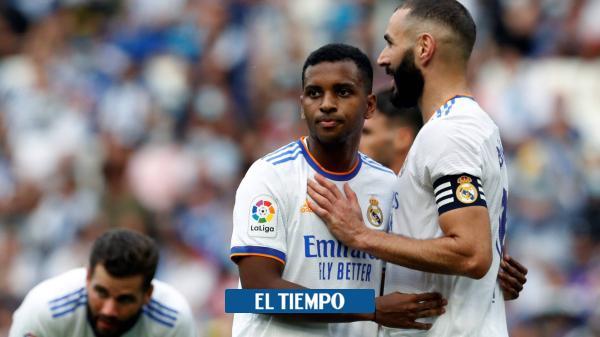 Real Madrid perdió su segundo partido consecutivo en la semana