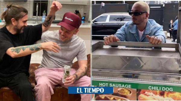 'Siempre humilde': Residente reaparece en Instagram acompañado de Juanes