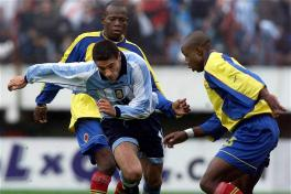 Colombia contra Argentina