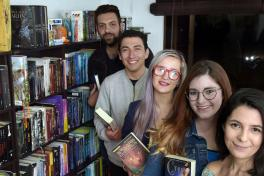 'Booktubers' en Colombia