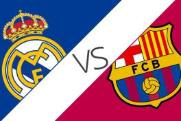 Clásico Real Madrid vs. Barcelona