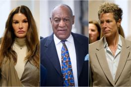 Los dolorosos testimonios que incriminan a Bill Cosby por abuso sexual