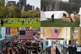 Antes y después en Nueva York