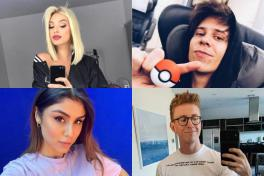 Influencers deprimidos