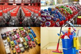 El Ránking de los ocho artículos más robados en almacenes de Colombia