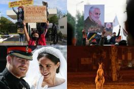 Noticias sin covid: más hechos que marcaron el primer semestre de 2020