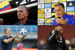 Carlos Queiroz Collage