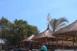 Invaden playas de Punta Arena en Cartagena