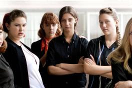 Foxfire, confesiones de una banda de chicas película online