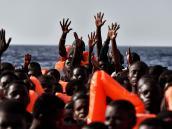 Naufragio en el Mediterráneo deja al menos 31 muertos