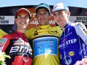 Terminó el pulso entre Froome, Porte y Valverde en el Dauphiné Liberé