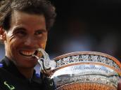 Rafael Nadal, la gran leyenda de Roland Garros