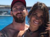 Avanzan los preparativos de la boda de Lionel Messi