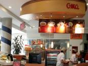 Lo que venden 5 de las cadenas de cafeterías más visitadas del país