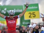 Carlos Betancur es 18 en la Vuelta a Suiza que domina Spilak