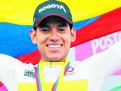 Edwin Ávila, tercero en la general de la Vuelta a Corea