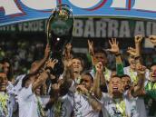A lo grande, a lo campeón, Nacional volvió a festejar