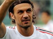 Del fútbol al tenis, Paolo Maldini competirá en dobles