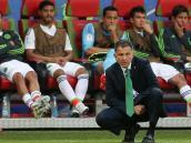 Osorio cree que México puede ganar los duelos con N. Zelanda y Rusia