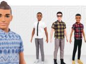 Ken, el novio de Barbie, sorprende con su cambio de estilo