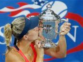 Kerber no suelta la punta de la WTA