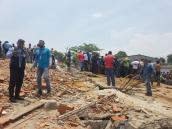 Constructora pirata, tras edificio colapsado en Cartagena