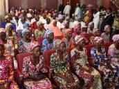 Boko Haram libera a 82 jovenes secuestradas hace tres años