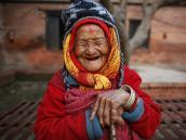 Los rostros del envejecimiento en Asia