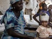 La triste cotidianidad de los niños desnutridos en Níger
