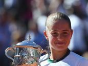 Las mejores imágenes de la final femenina de Roland Garros
