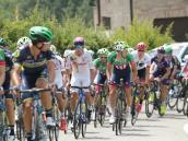 Wílmar Paredes ya es 11 en el Giro de Italia Sub-23