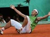 De 2005 a 2017: las diez coronas de Rafa Nadal en Roland Garros
