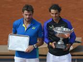 En imágenes la celebración del título de Rafael Nadal en Roland Garros