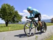 Miguel López es décimo en la Vuelta a Suiza