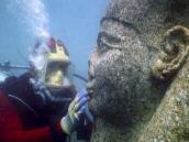 Tesoros submarinos resucitan el 'Mito de Osiris'