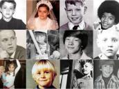 Así se veían estas estrellas del pop y el rock cuando eran niños